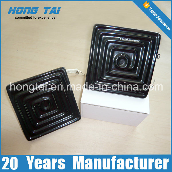 Electric Radiation Ceramic Infrared Heater