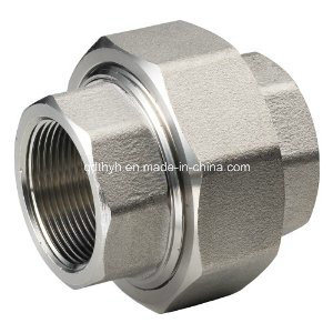 150lbs Stainless Steel Pipe Union NPT Thread