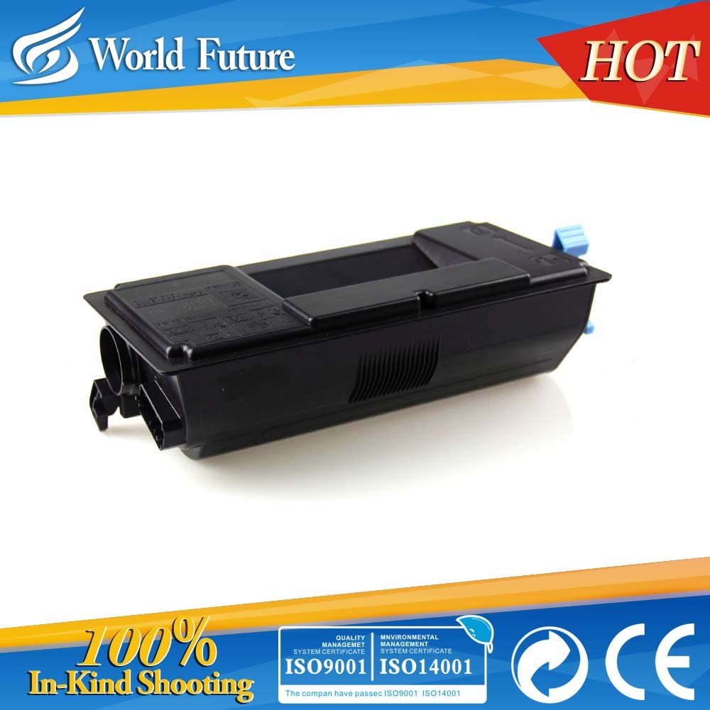 Compatble Black Toner Cartridge for Kyocera (TK3110)