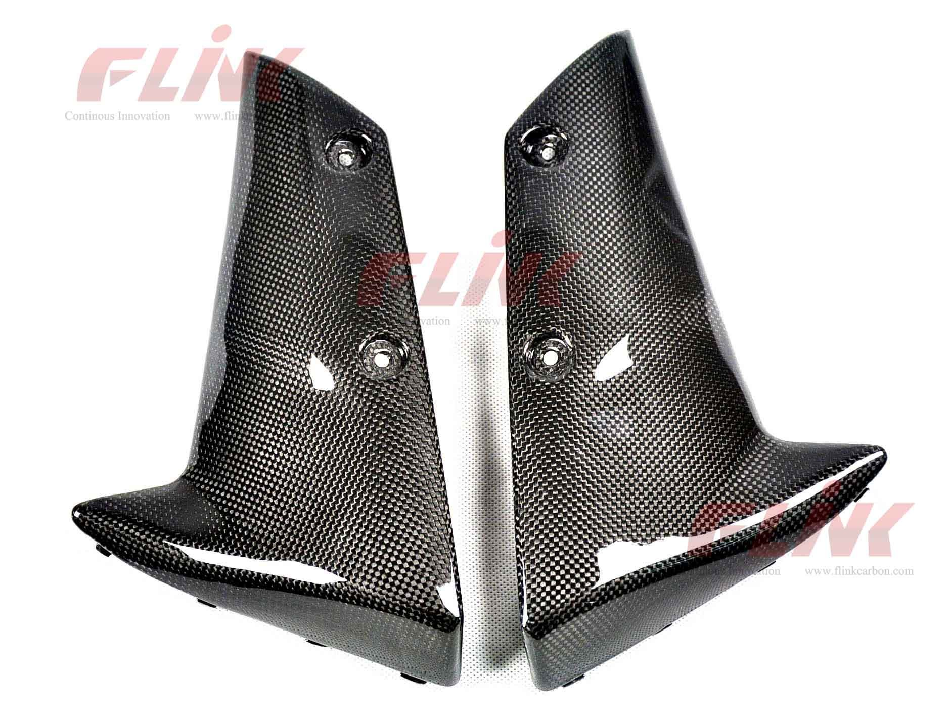 Kawasaki ZX6R 05-06 Carbon Fiber Arms of Fender