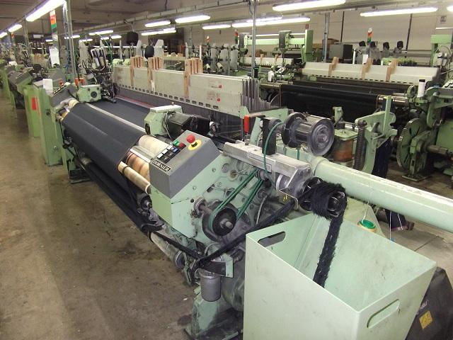 Hyr 758-260 Terry Towel Rapier Loom