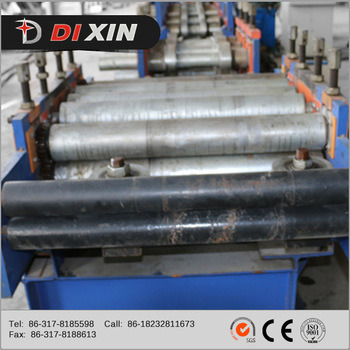 Cheap Price C/Z/U Purlin Cold Roll Forming Machine Used in Taiwan