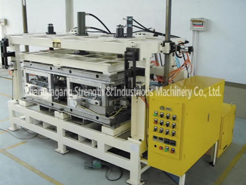 Hydraulically Powered Mold Carrier (MH-U Series)