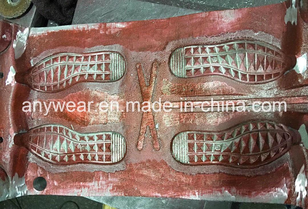 Outsole Moulds EVA Rubber Shoes Sole Molds