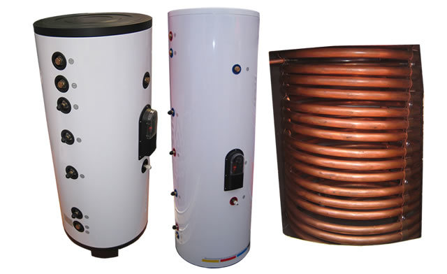 Stainless Steel High Pressure Solar Hot Water Storage Tank