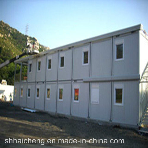 Container Office with Steel Structure (SHS-mh-office020)