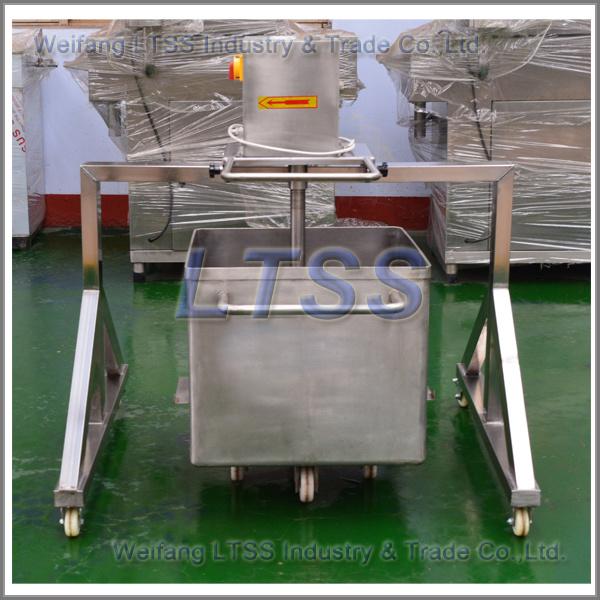 Stainless Steel Salt Water Mixing Machine