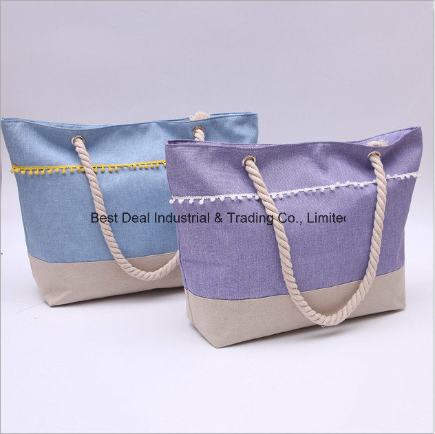 Singleside Flower Line Lady Bag