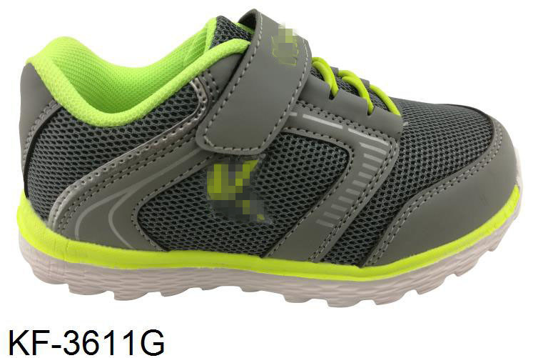 Kids′ Running Sports Shoes with EVA Outsole