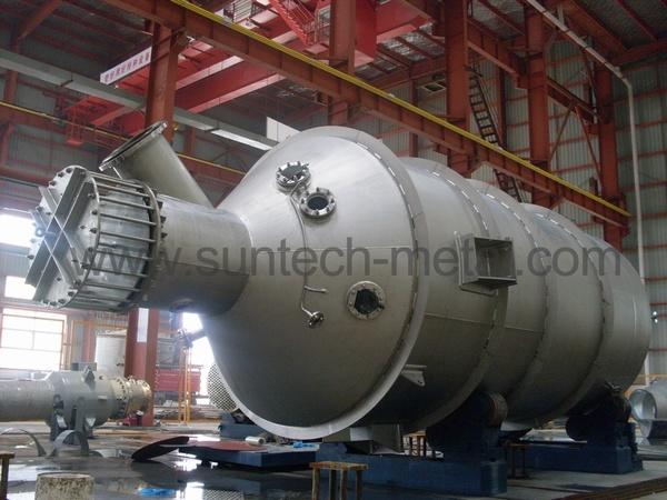 Generation Reactor - Pure Titanium Pressure Vessel (P002)