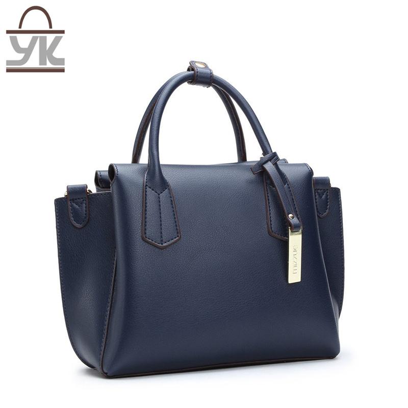 PU Leather Special Fashion Women Bat Handbag