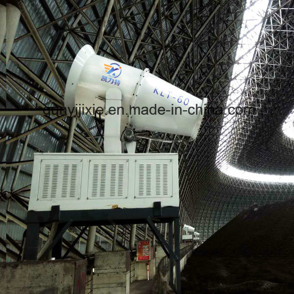 Industrial Truck-Mounted Dust Suppression System Fine Mist Water Sprayer
