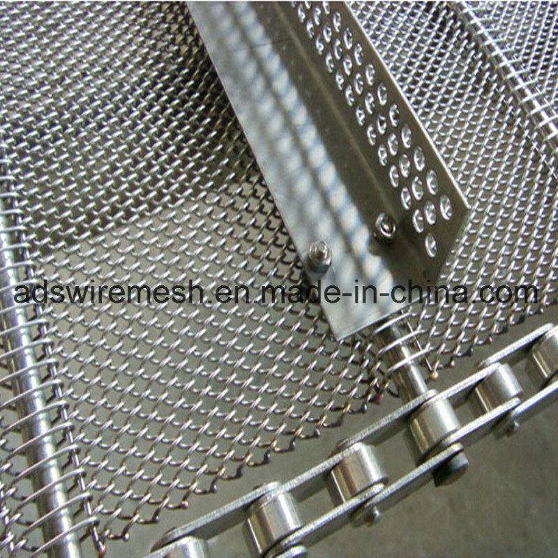 304 316 Stainless Steel Link Conveyor Blet, Wire Mesh Belt