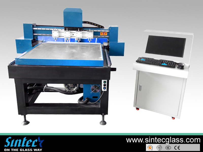 Automatic Glass Cutting Table/Glass Cutting Machine/Shape Glass Cutting Machine