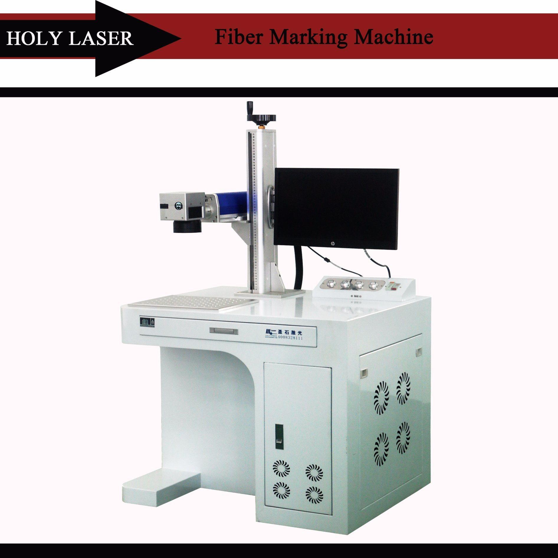Holy Laser Fiber Laser Jewelry Metal Stainless Steel Marking Machine