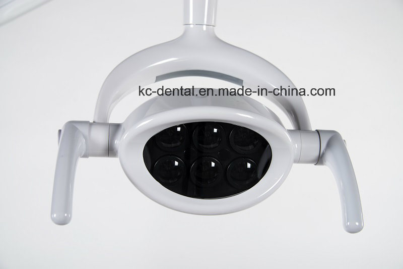 Hot Sell 6 LEDs Dental Oral Lamp for Dental Unit