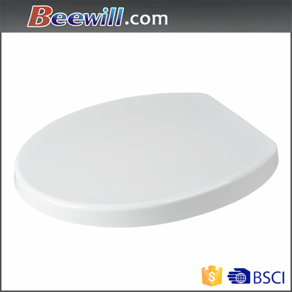 White Toilet Seat with Beautiful Design