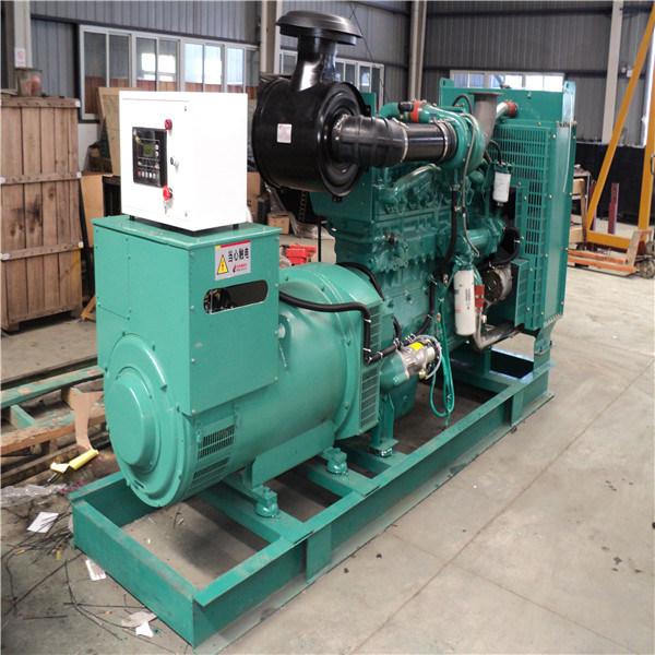 20kVA-500kVA Cummins Engine with Silent Diesel Generator