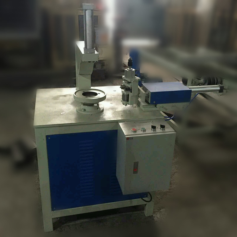 Glass Lid Elliptical Overlock Machine