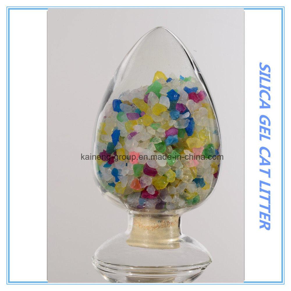 Multicoloured Silica Gel