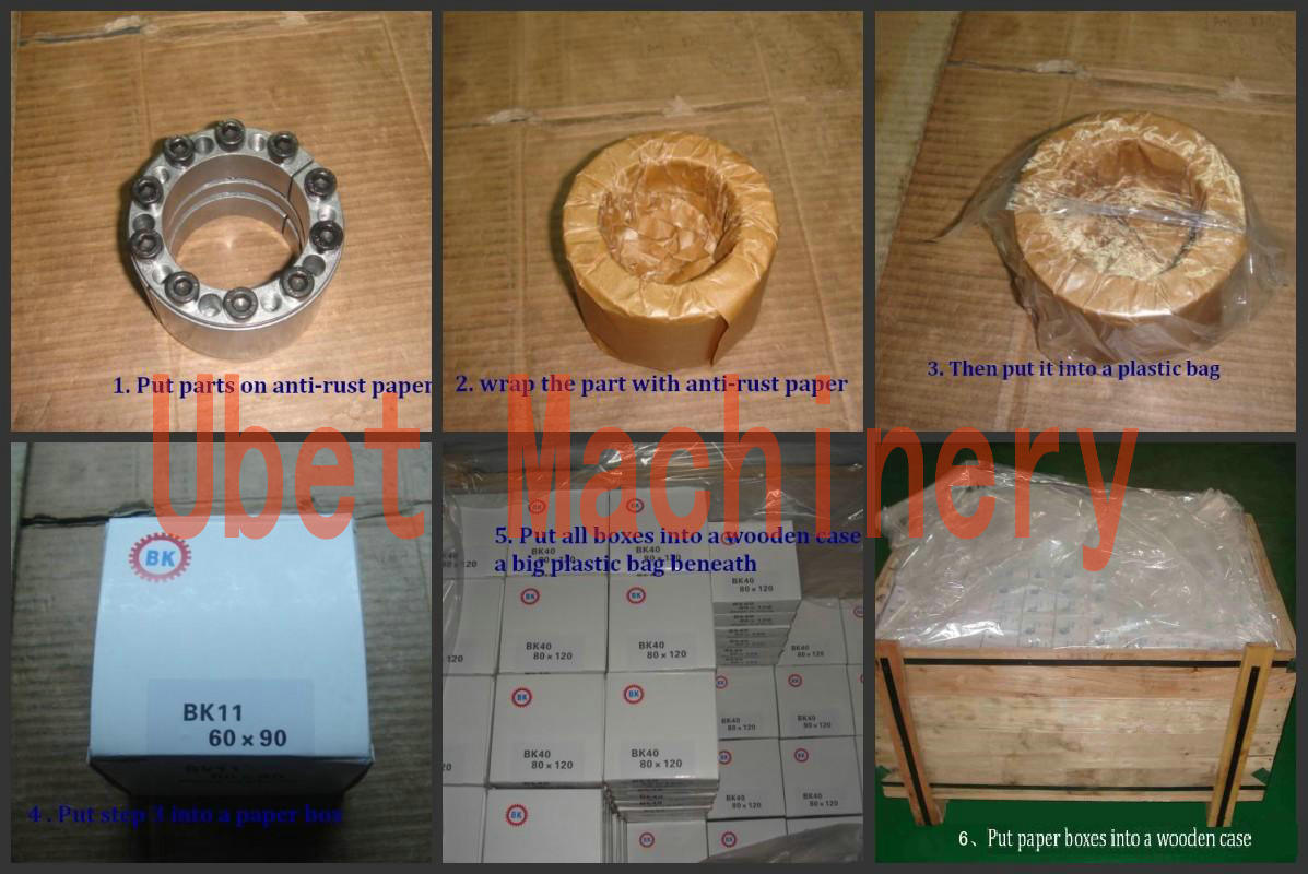 High Torque Shaft Hub Connection Kld-4 Locking Device (TLK130, RCK70, KLDA, BK70, EL04, KTR200, Z3)