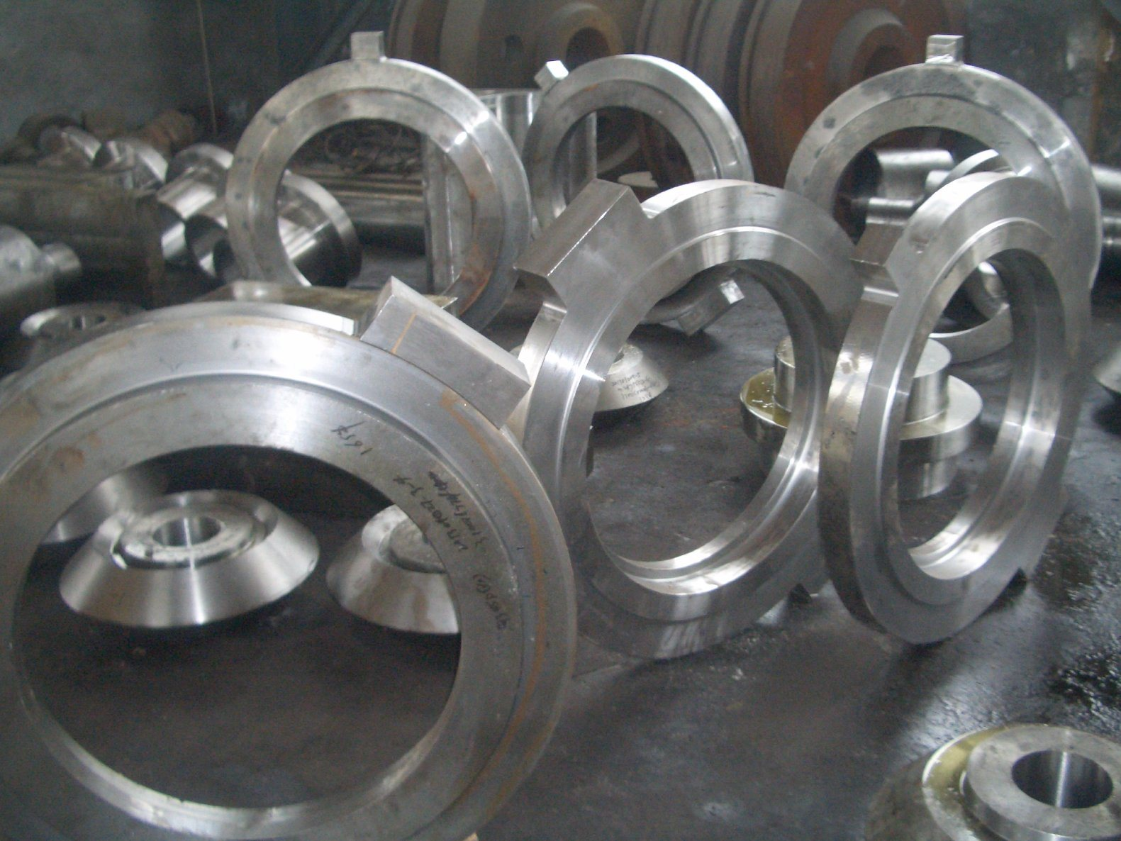Alloy Steel Tube and Pipe Welding Flanges