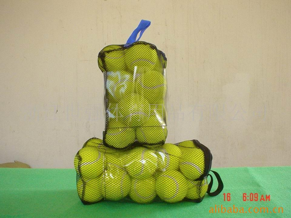 Plastic Bag Packing High Quality Tennis Ball