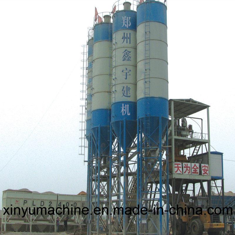 60m³ /H Ready Mixed Concrete Mixing Plant