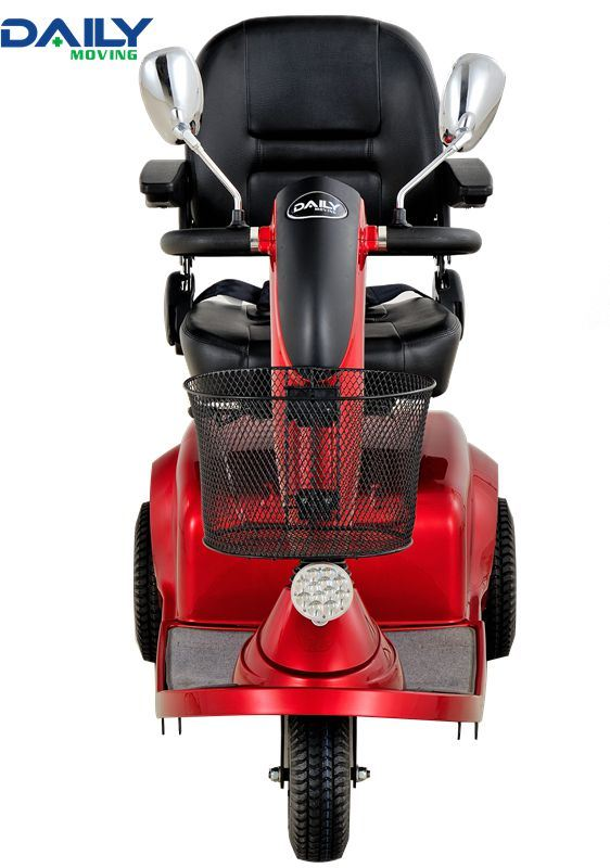Ce 24V Middle Size Mobility Scooter with 600W Motor