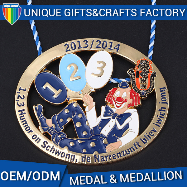 Maker Custom Festival Medal Beautiful Medallion Art