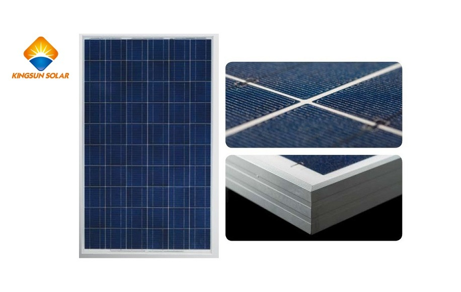 250W High Power Photovoltaic Poly Solar Modules