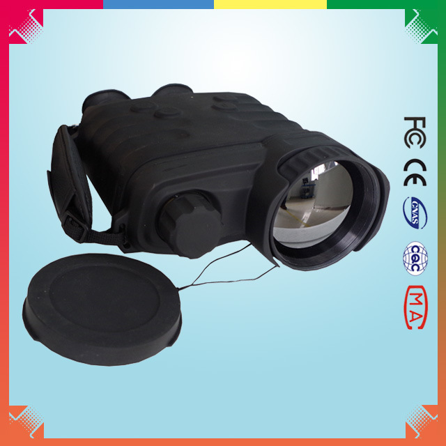 Long Range Binocular Handheld IR Thermal Camera