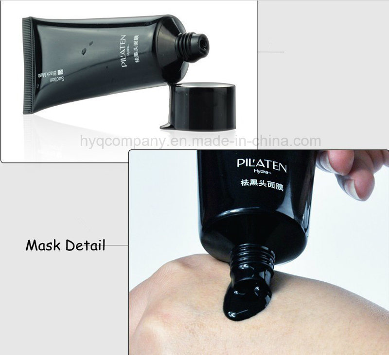 Pilaten Deep Cleansing Purifying Peel off Nose Blackhead Remover Mask Acne Treatments Suction Black Facial Mask