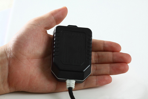 GPS Tracker for Vehicle Tracking and Fleet Management