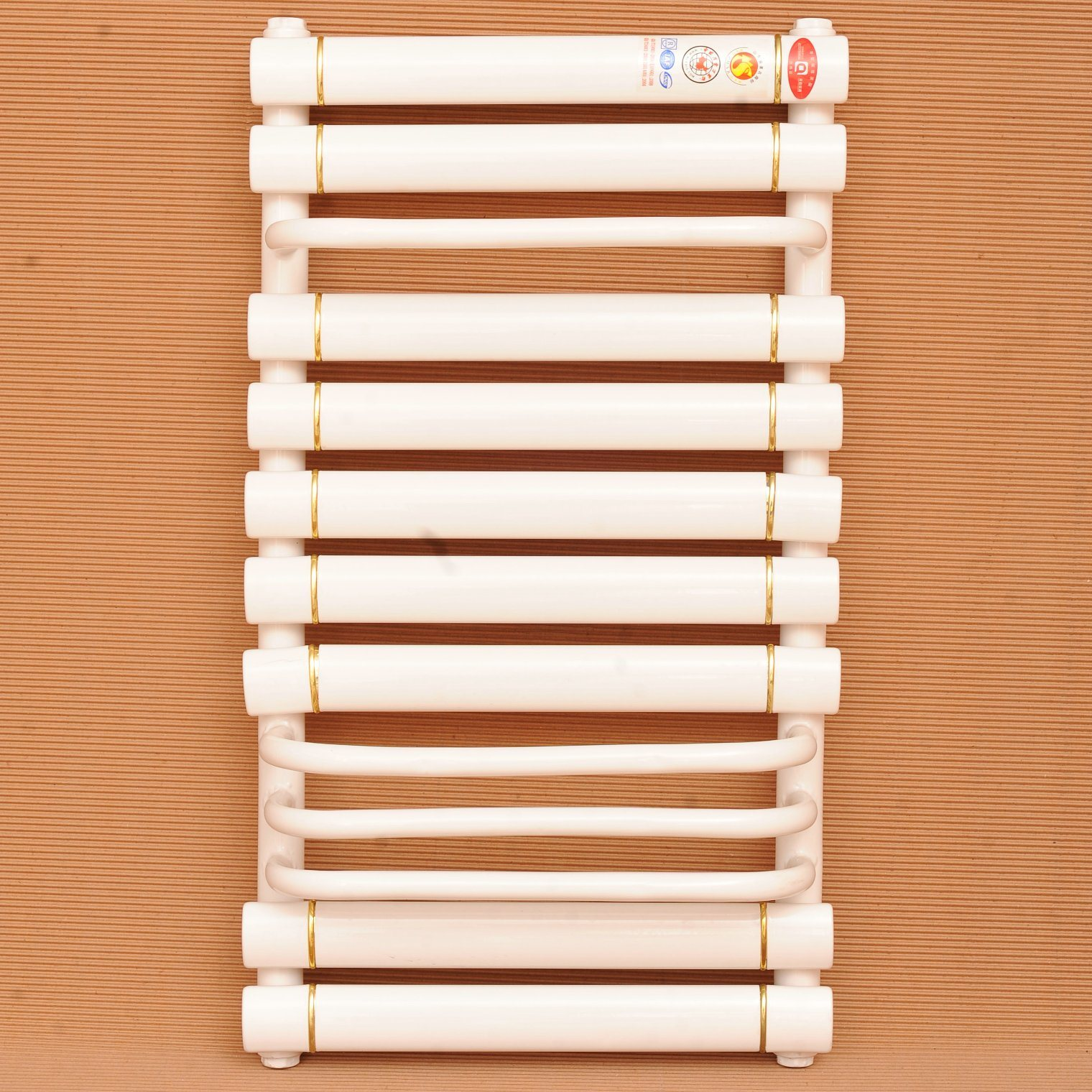 Copper Aluminum Bathroom Radiator/Towel Radiator for Hot Water Heating