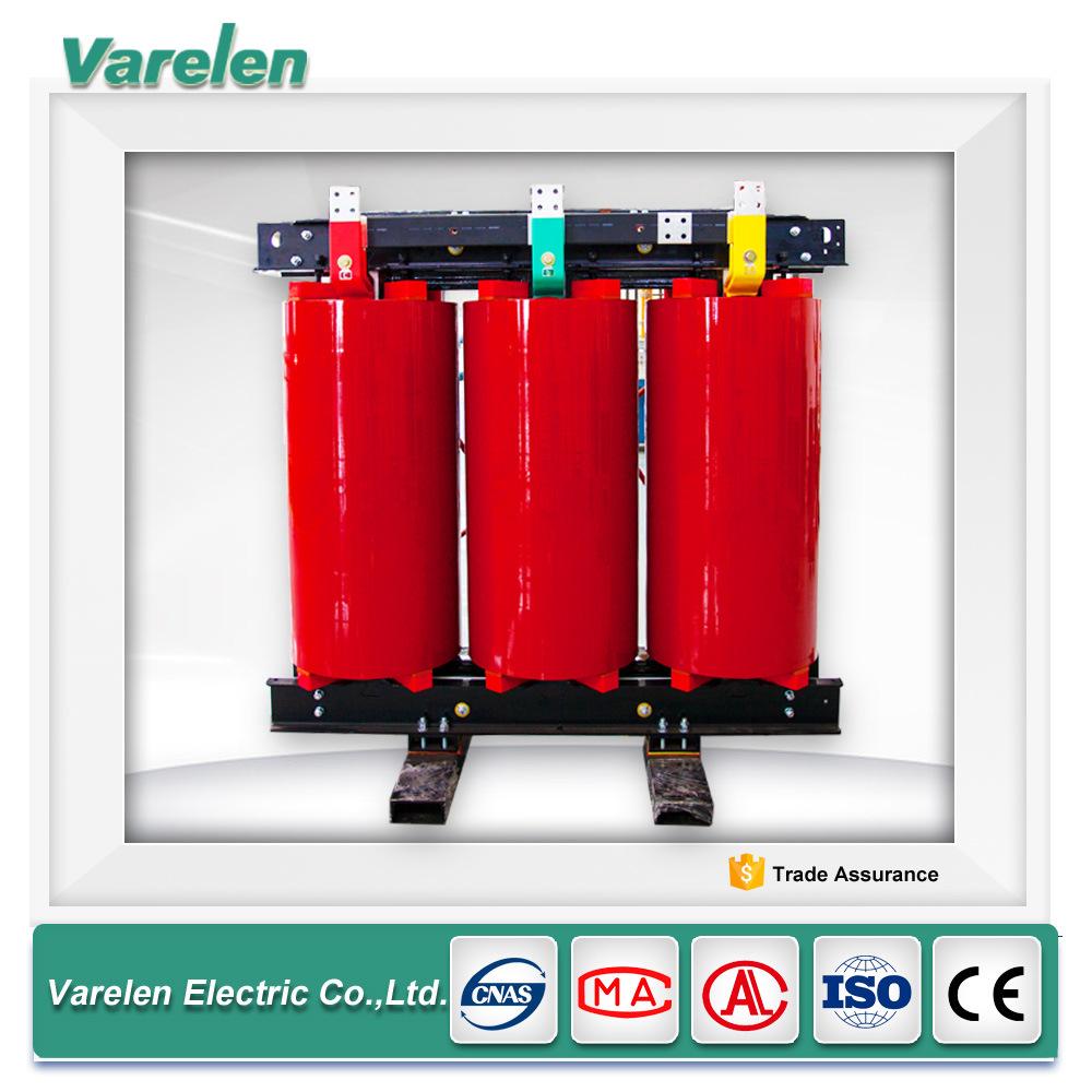 11kv 1000 kVA Drytype Power Transformers Electric Transformer