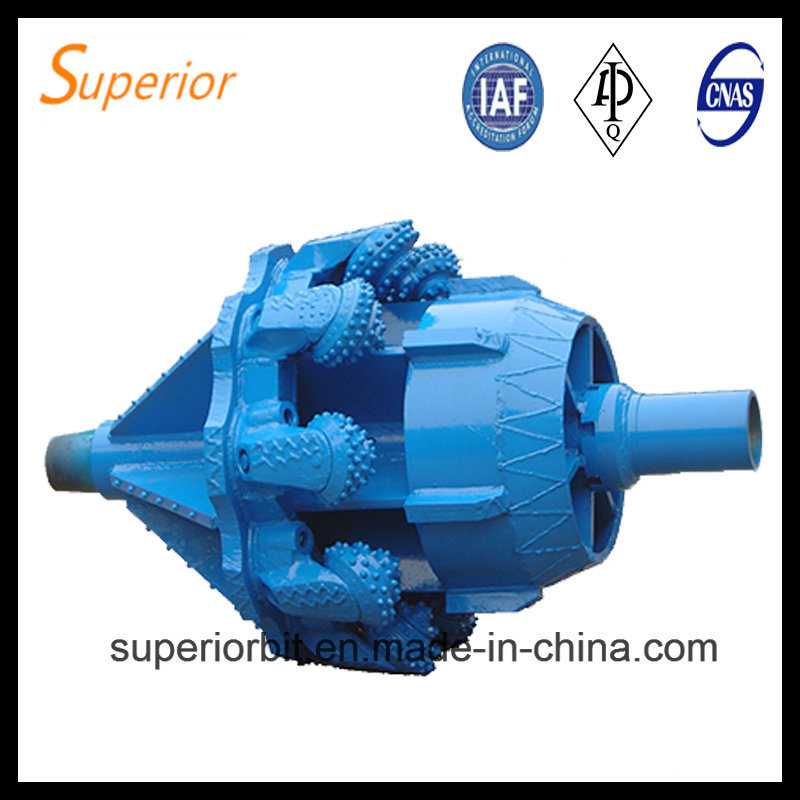 High Efficient Trenchless Construction Rock Reamer / Hole Opener