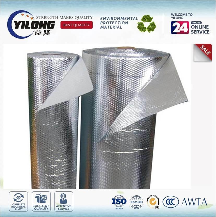 Building Heat Reflective Aluminum Bubble Foil Insulation Material