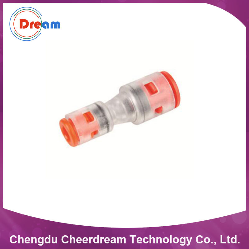 Reducer Straight Microduct Connector for Air Blowing Project