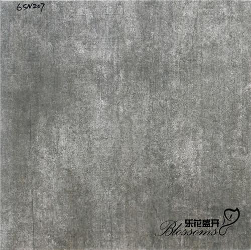 W. a 0.5% Original Cement Color Mat Finishing Glazed Porcelain Tile (600X600mm)