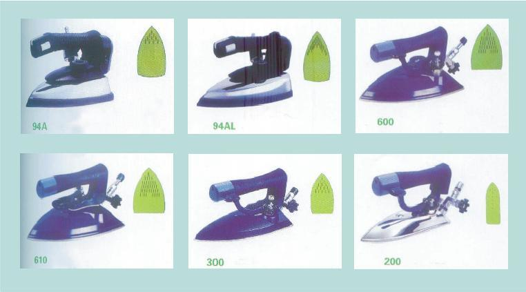 China High Quality of Steam Iron for Industrial Sewing (WTJ-BSP-600)