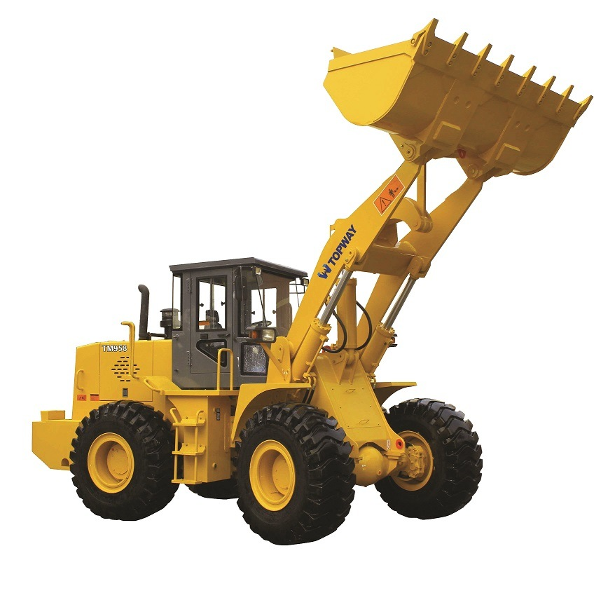 5ton High Quality Loader, Front End Wheel Loader, Loader, Shovel Loader for Sale