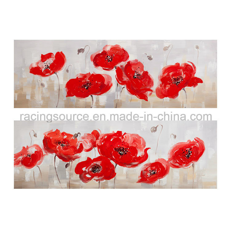 Modern Canvas Printing Streched Blossom Canvas Oil Painting