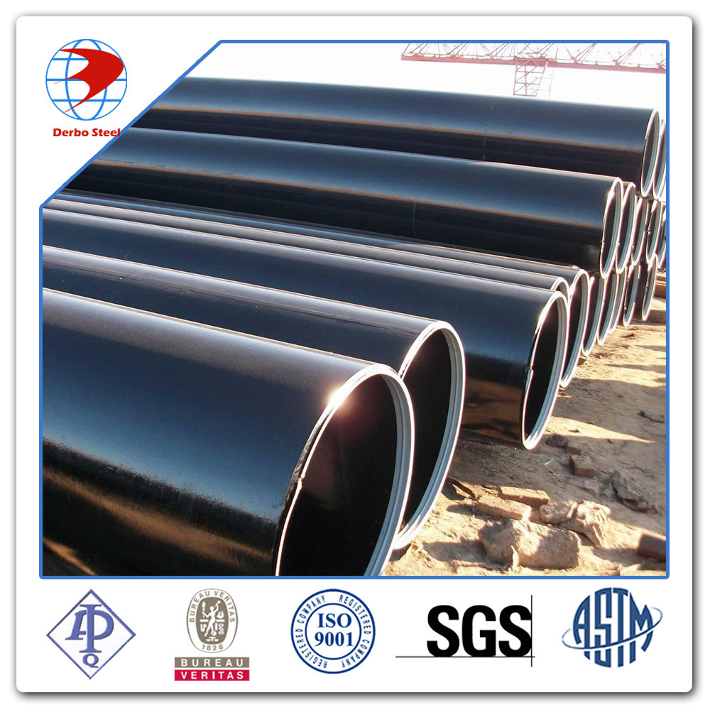 API 5L Grade B/ X42/52/X60/X65/70 Carbon Steel Seamless Oil Gas Line Pipe