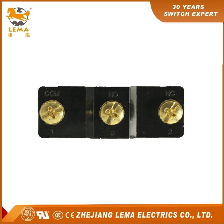 Factory Directly Sale Lz15-Gq22-B Panel Mount Long Plunger Micro Switch