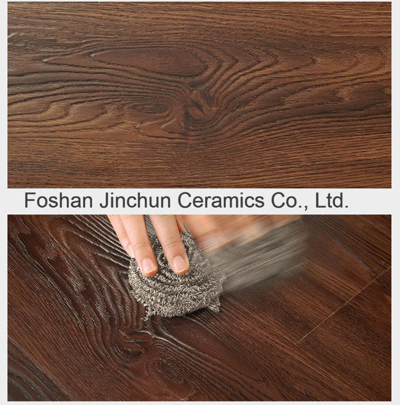 Wax Surface Composite Flooring Tile