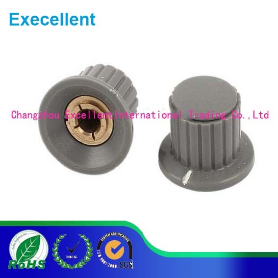 Customized Screw Plastic Knob Button for Switch