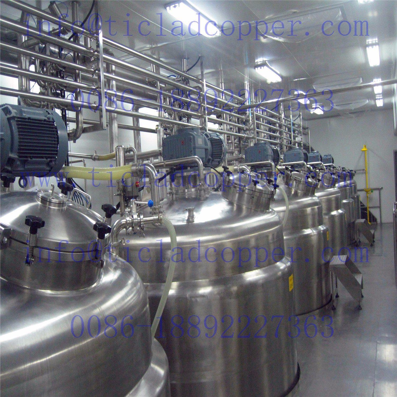 Reliable Industrial Steel Pressure Vessel