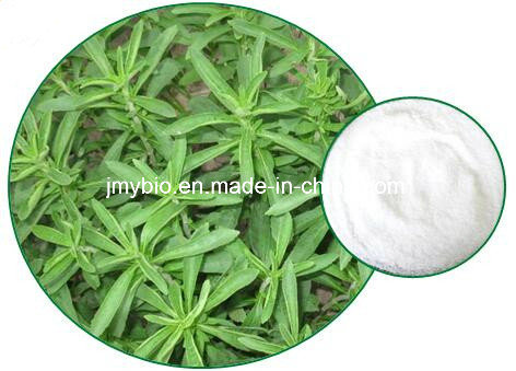 Natural Sweetener Stevia Extract Powder 80%~98% Stevioside