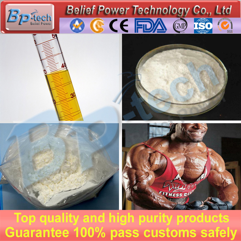 Muscle Growth Steroid Powder Test E Testosterone Enanthate 315-37-7